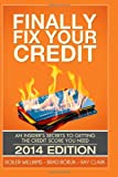 Finally Fix Your Credit, Boiler Williams and Brad Boruk, 149594672X