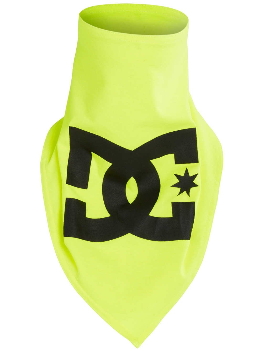 DC Shoes Mens Dc Shoes Auli 15 - Snowboard Scarf - Men - One Size - Yellow Safety Yellow One Size dcshoes EDYAA00037