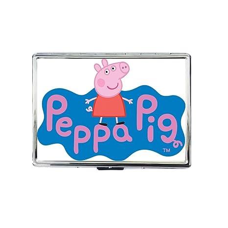 Amazon.com: Peppa Pig Custom Images Money Cigarette Card ...