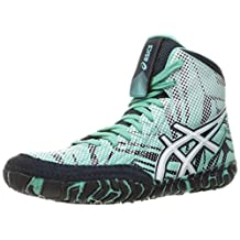 ASICS Men's Aggressor 3 L.E. Geo Wrestling Shoe