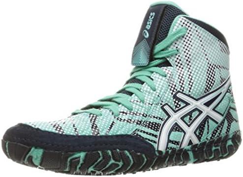 Geo Wrestling Shoe ASICS America Corporation Mens Aggressor 3 L.E