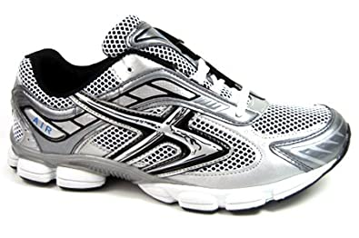 fitness blanc gris Dek chaussure Hommes noir Basket jogging sport OXuTwPZlki