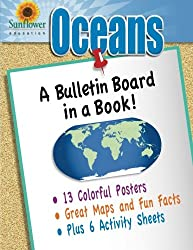 Oceans: A Bulletin Board in a Book!
