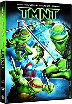 TMNT, les tortues ninja [Francia] [DVD]: Amazon.es: Kevin ...