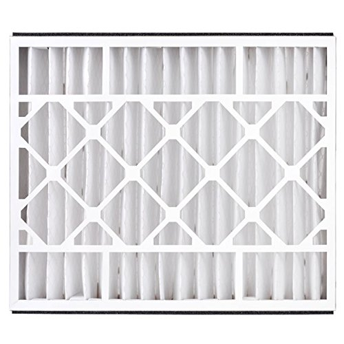 AIRx Filters Allergy 20x25x5 Air Filter MERV 11 AC Furnace Pleated Air Filter Replacement for Ultravation 91-006 Box of 2, Made in the USA