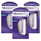 Mederma PM Intensive Overnight Scar Cream, 1 Ounce, 3 Pack