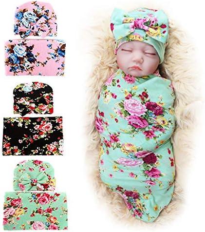 Newborn Swaddle Receiving Blanket Sleepsack product image