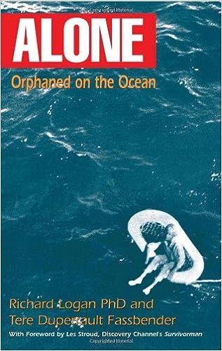 Alone Orphaned On The Ocean Richard Logan Tere Duperrault