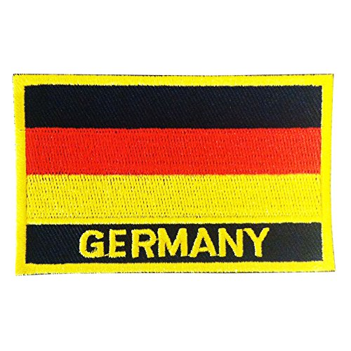 Germany Morale Flag Patch - Deutscher Flaggenfleck for sale  Delivered anywhere in USA
