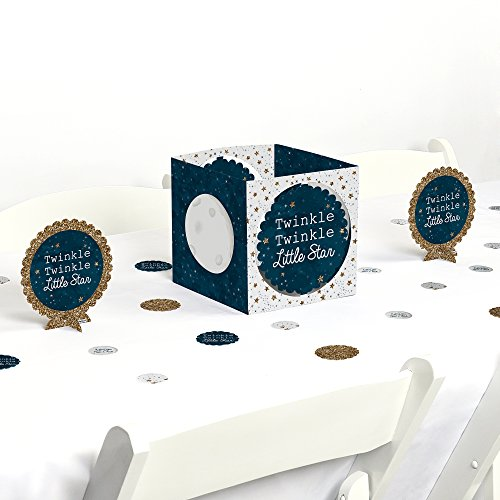 Big Dot of Happiness Twinkle Twinkle Little Star - Baby Shower or Birthday Party Centerpiece & Table Decoration (Centerpiece Ideas For Birthday Tables)
