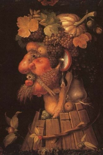 Painting Giuseppe Arcimboldo (Seasons) Autumn 1573 Journal: Take Notes, Write Down Memories in this 150 Page Lined Journal (Giuseppe Arcimboldo Autumn)