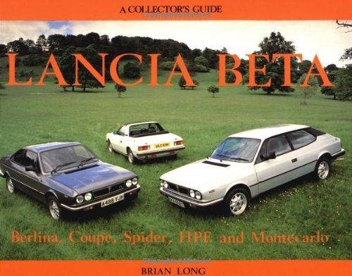 Lancia Beta Coupe - Lancia Beta: Collector's Guide