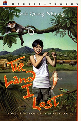 The Land I Lost: Adventures of a Boy in Vietnam (Harper Trophy Book) (Best Time To Go To Wild Waves)