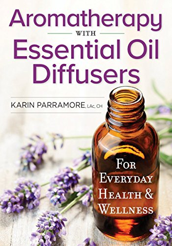 Aromatherapy with Essential Oil Diffusers: For Everyday Health and Wellness 51N3vaPW5gL