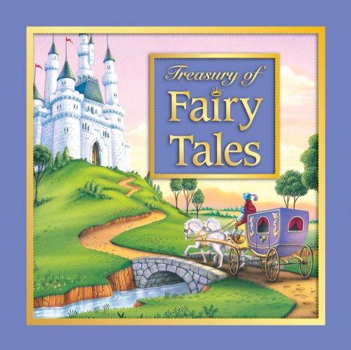 Treasury of Fairy Tales (Padded Treasuries 6x6) Publications International