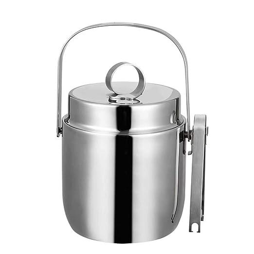 Compra Aiceb-Ice bucket Cubo de Hielo Grueso de Acero ...