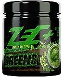 ZEC+ GREENS   Superfood Drink - Obst & Gemüse   MICRONÄHRSTOFFE   Gerstengras   Arabischer Gummi   Fruit & Greens™ Extrakt   Apfel-Faser   Spirulina   Chlorella   Acerolapulver   300g