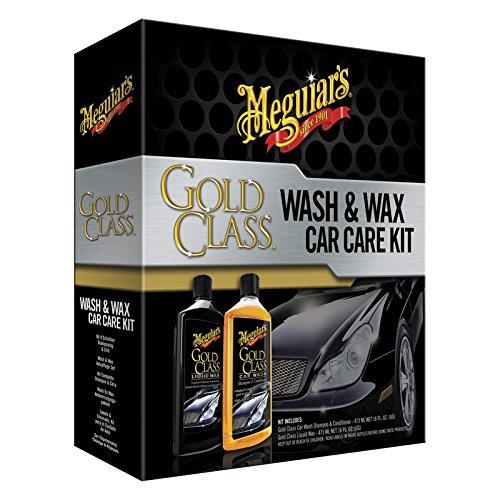 Meguiar's G9966EU Gold Class Wash & Wax Care Kit Wash & Wachsset