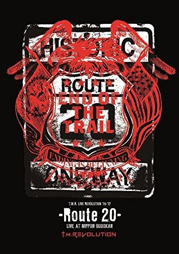T.M.R. LIVE REVOLUTION'16-'17 -Route 20- LIVE AT NIPPON BUDOKAN(初回生産限定盤)(Blu-ray Disc) B073K68LWS