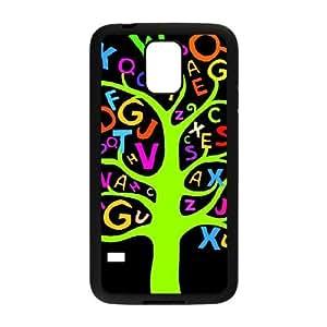 Letter ZLB561317 Brand New Phone Case for SamSung Galaxy S5 I9600, SamSung Galaxy S5 I9600 Case
