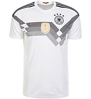 Lvbeis World Cup 2018 Hombres Sportswear Fútbol Alemania Camiseta Transpirable