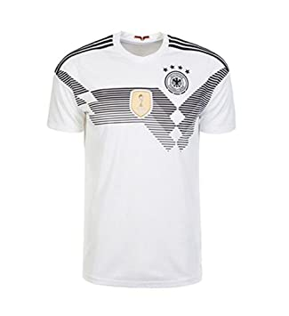 Lvbeis World Cup 2018 Hombres Sportswear Fútbol Alemania Camiseta Transpirable,Small