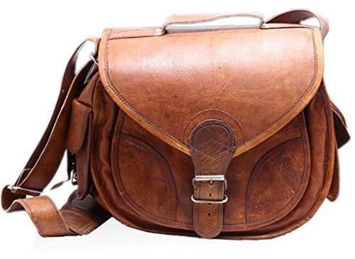 CoolStuff Genuine Leather Shoulder Messenger product image
