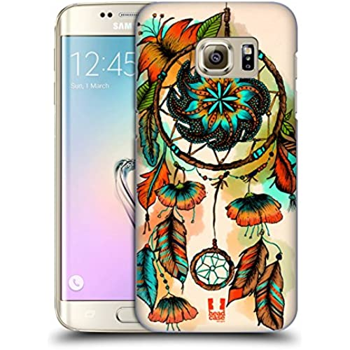Head Case Designs Apricot Dreamcatcher Bloom Hard Back Case for Samsung Galaxy S7 Sales