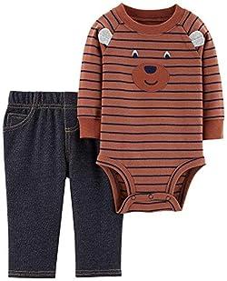 Carter's Baby Boys' Bodysuit Pant Sets 121h164