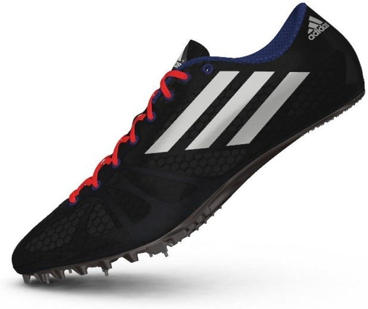 Adidas Adizero Prime Zapatilla De Correr Con Clavos - 45.3: Amazon.es: Zapatos y complementos