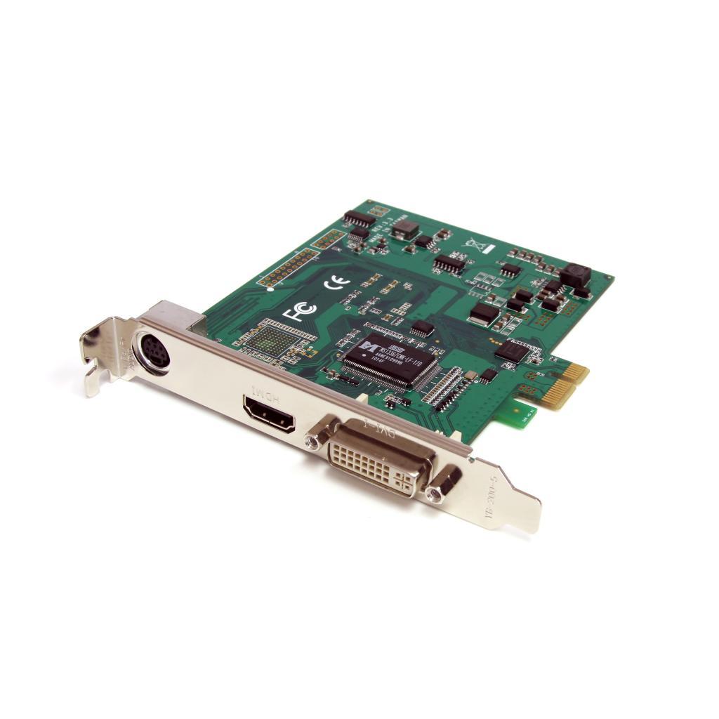 StarTech.com PCI Express HD Video Capture Card 1080p - HDMI/DVI/VGA