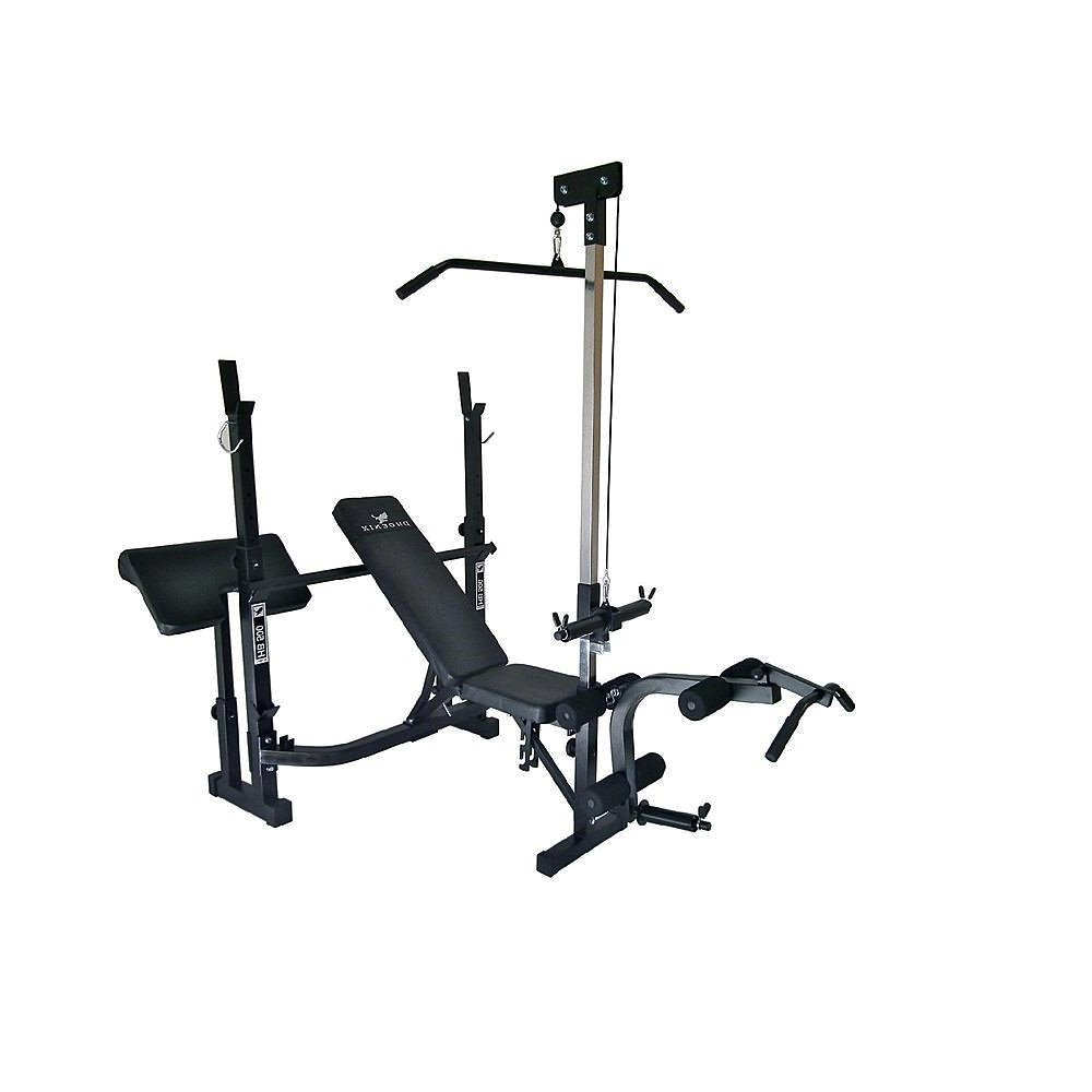 Amazon power bench best home gym sit up sport workout