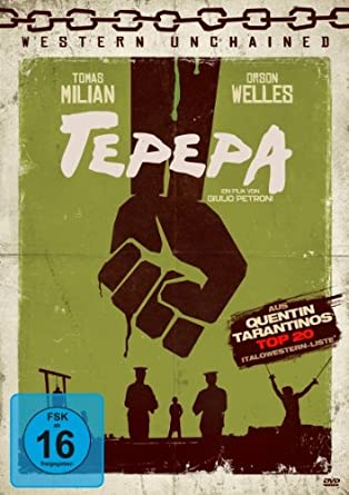 Tepepa [Alemania] [DVD]