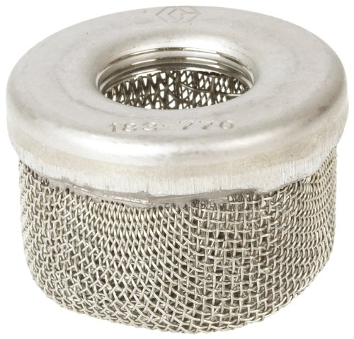 Graco 183770 3/4-Inch NPSM Inlet Strainer Screen for Airless Paint Spray Guns