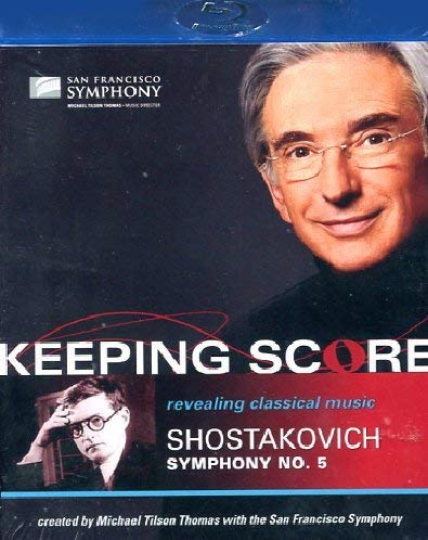 (Keeping Score - Shostakovich: Symphony No.5 [Blu-ray])