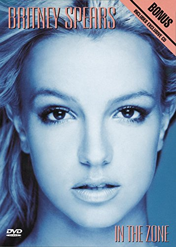 DVD : Britney Spears - Britney Spears: In the Zone (Bonus CD, 2 Disc)