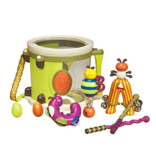 Play & Learn Drum & Instruments