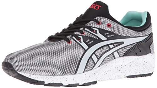 Asics Heren Gel-kayano Trainer Evo Fashion Sneaker Wit / Zacht Grijs