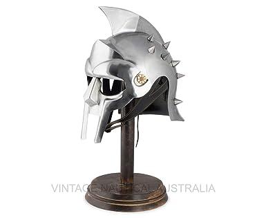 Amazon.com: Casco - Gladiador (Maximus Decimus Meridius ...