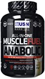 USN Muscle Fuel Anabolic Lean Muscle Gain Shake Powder - Vanilla, 2 kg