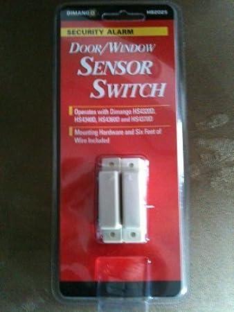 Security Alarm (Door/Window) Sensor Switch
