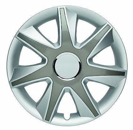 Albrecht 49466 Run II Gloss Silver/Grey Plus 16