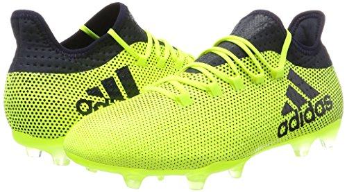 FG Amasol X 17 fútbol Botas Tinley Amarillo Hombre de Tinley adidas 2 para 6tCqpTx64w