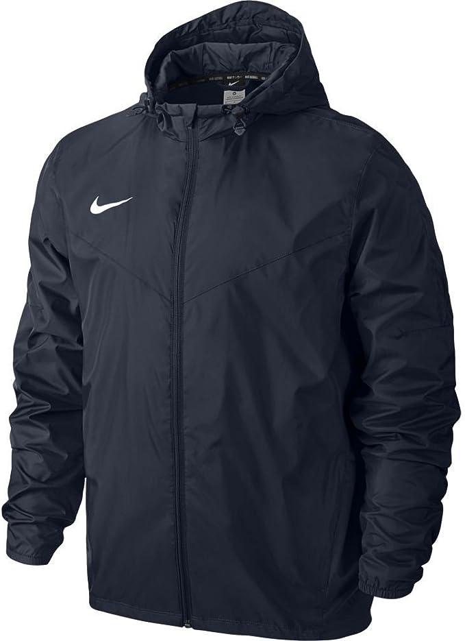 Nike Men's Team Side Line Generics Rain Jacket