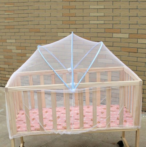 AMAZZANG -Universal Effective Baby Carriage Safe Cradle Arched Bed Net Mosquito Summer Net(BED NET)