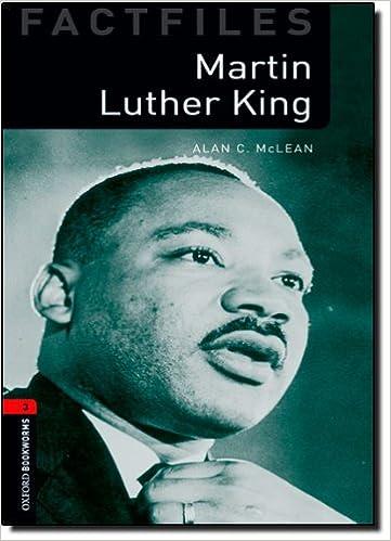 Descargar Epub Oxford Bookworms Library Factfiles: Level 3:: Martin Luther King: 1000 Headwords