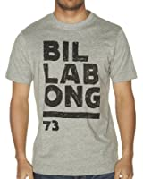 Billabong Grey Heather Machine T-Shirt