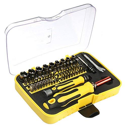 VOXON 71 Piece XR Professional Magnetic Screwdriver Set, Precision...