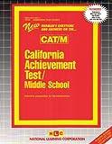California Achievement Test - Middle School (CAT/M), Jack Rudman, 0837369711