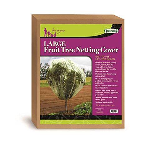 Tierra Garden 50-3550 Haxnicks 13.1' x 13.1' Fruit Tree Cover ()